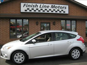 2012 Ford Focus for sale in Canton, OH