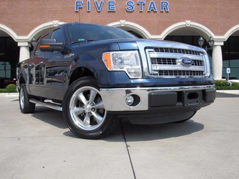2014 Ford F-150 for sale in Carrollton, TX