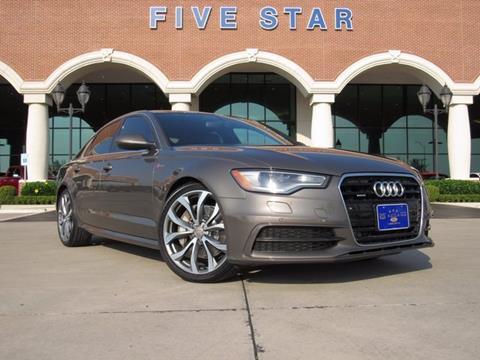 2014 Audi A6 for sale in Carrollton TX