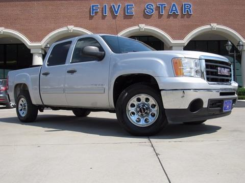 2010 GMC Sierra 1500 for sale in Carrollton, TX