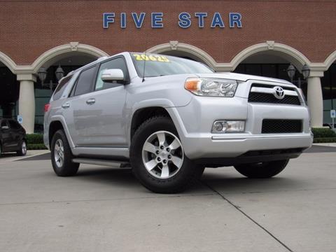 2011 Toyota 4Runner for sale in Carrollton, TX