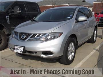 2012 Nissan Murano for sale in Carrollton, TX