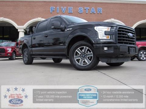 2015 Ford F-150 for sale in Carrollton TX
