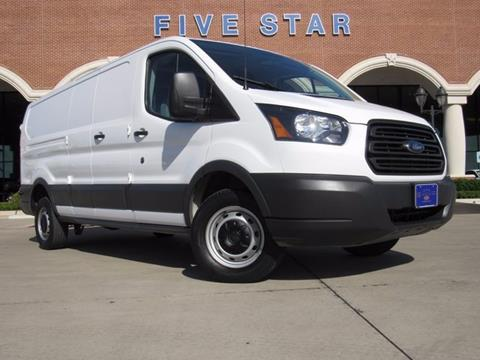 2015 Ford Transit Cargo for sale in Carrollton, TX