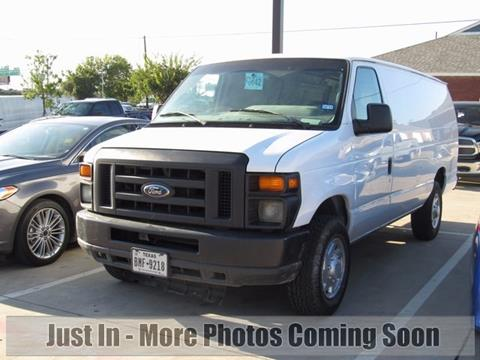 2012 Ford E-Series Cargo for sale in Carrollton, TX