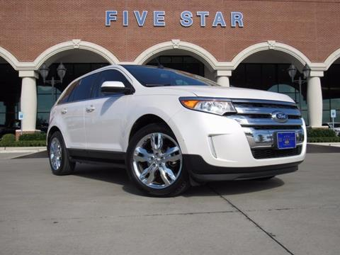 2012 Ford Edge for sale in Carrollton, TX