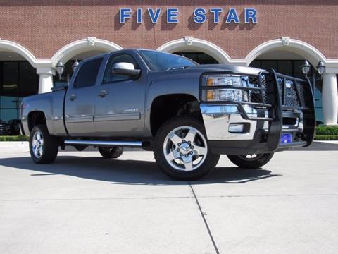2013 Chevrolet Silverado 2500HD for sale in Carrollton TX