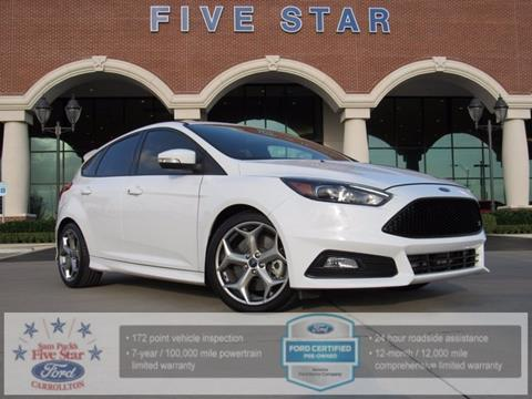 2015 Ford Focus for sale in Carrollton, TX