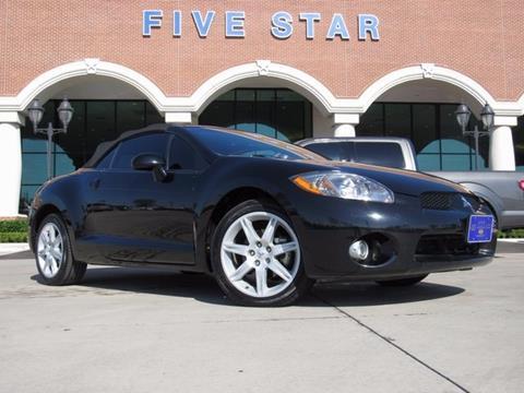 2007 Mitsubishi Eclipse Spyder for sale in Carrollton, TX