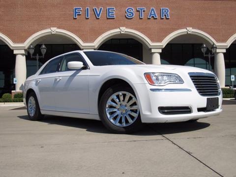 2014 Chrysler 300 for sale in Carrollton, TX
