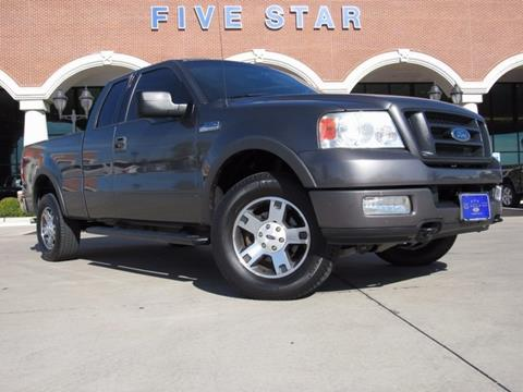 2004 Ford F-150 for sale in Carrollton TX