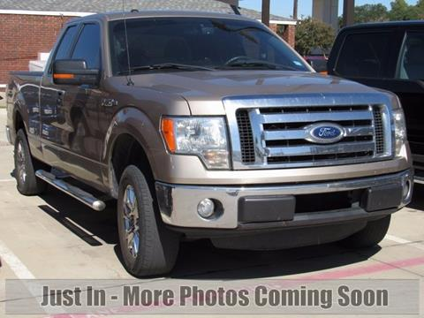 2011 Ford F-150 for sale in Carrollton, TX