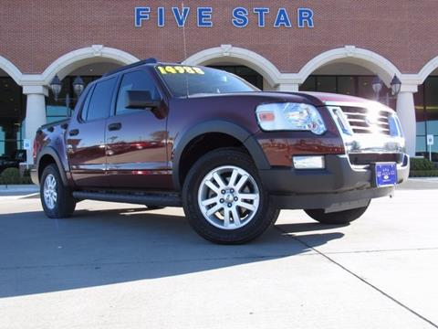 2009 Ford Explorer Sport Trac for sale in Carrollton, TX