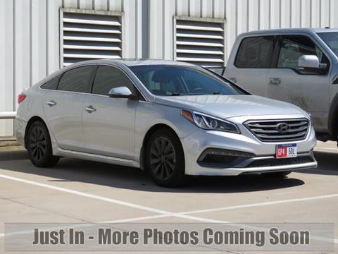 2016 Hyundai Sonata for sale in Carrollton, TX