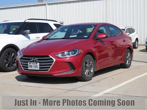 2018 Hyundai Elantra for sale in Carrollton, TX
