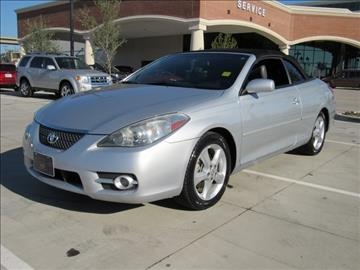 2007 Toyota Camry Solara for sale in Carrollton, TX