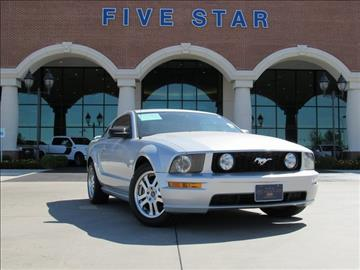 2005 Ford Mustang for sale in Carrollton, TX