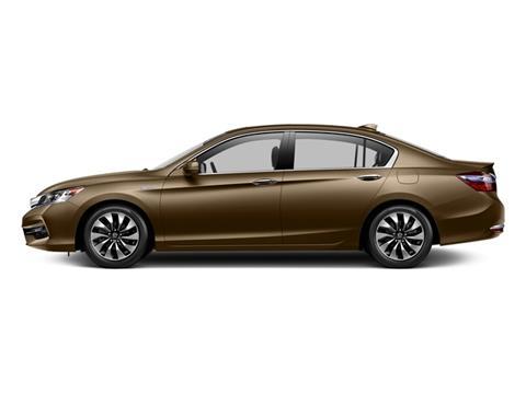 2017 Honda Accord Hybrid for sale in El Paso, TX
