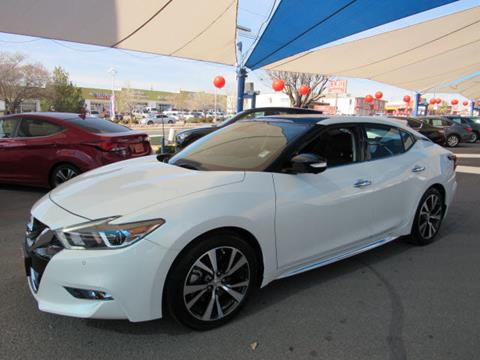 Nissan maxima for sale in el paso tx for Fiesta motors el paso tx