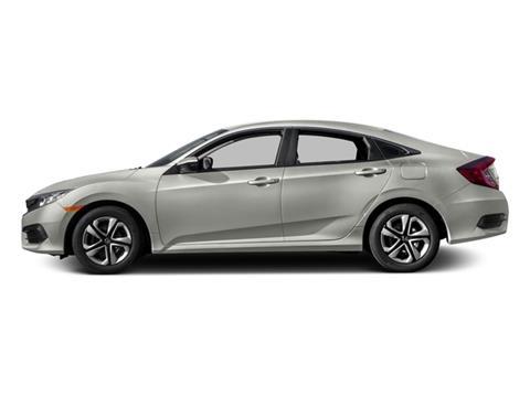 2016 Honda Civic for sale in El Paso, TX