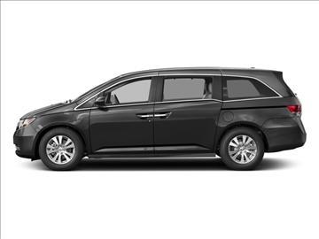 2017 Honda Odyssey for sale in El Paso, TX