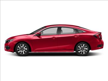 2017 Honda Civic for sale in El Paso, TX