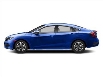 2017 Honda Civic for sale in El Paso, TX