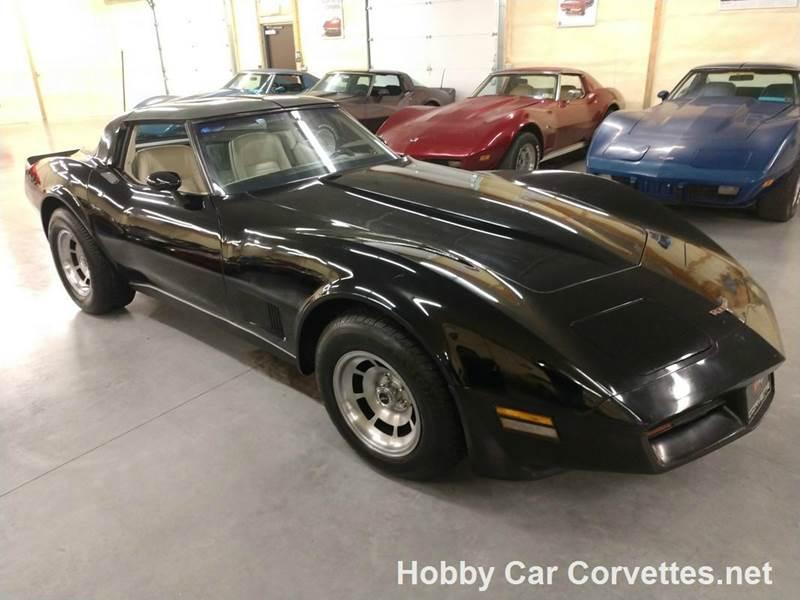 1980 Chevrolet Corvette 1