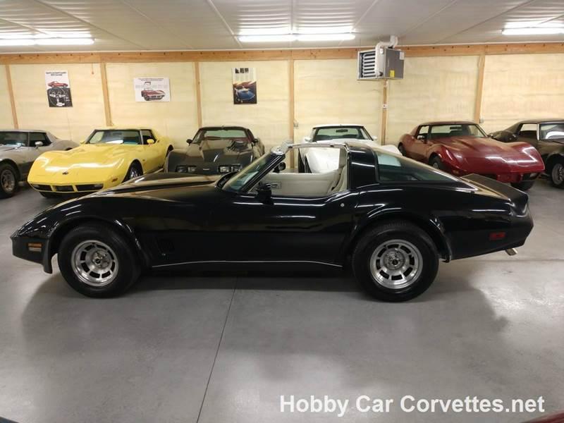 1980 Chevrolet Corvette 6