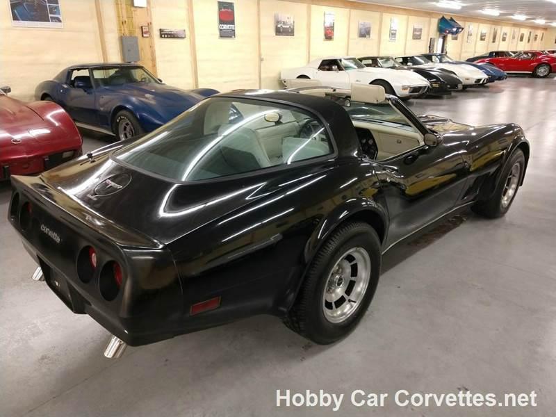 1980 Chevrolet Corvette 8