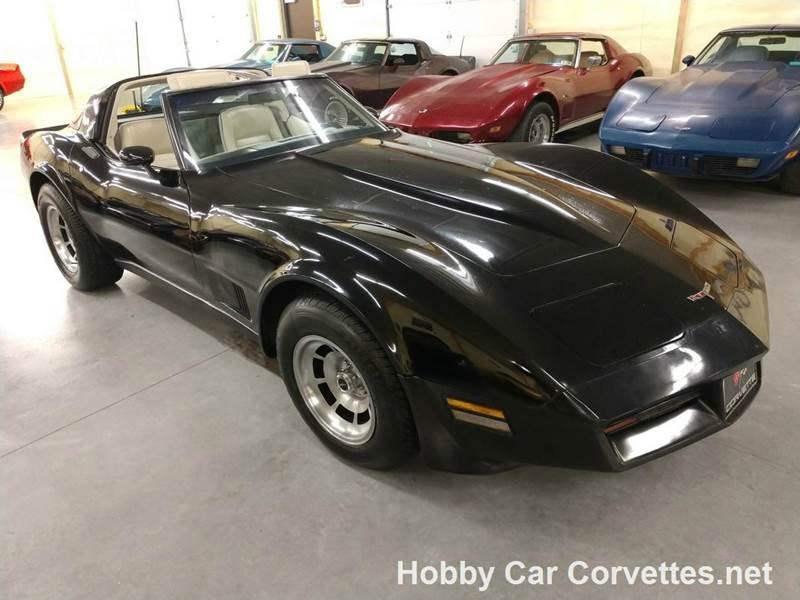 1980 Chevrolet Corvette 10