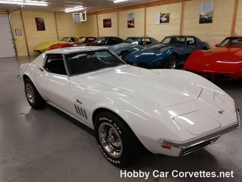 Corvette Stingray 1969 >> Used 1969 Chevrolet Corvette For Sale Carsforsale Com
