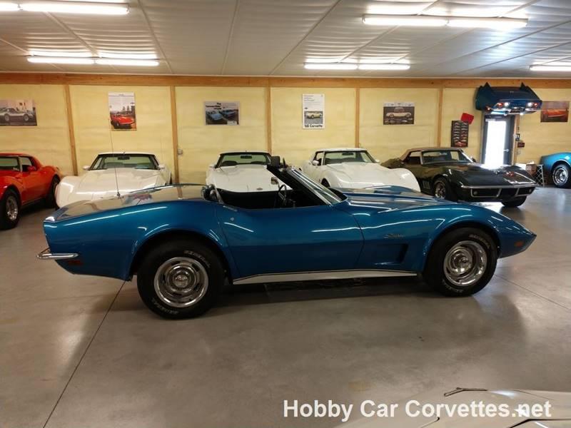 1973 Chevrolet Corvette 6