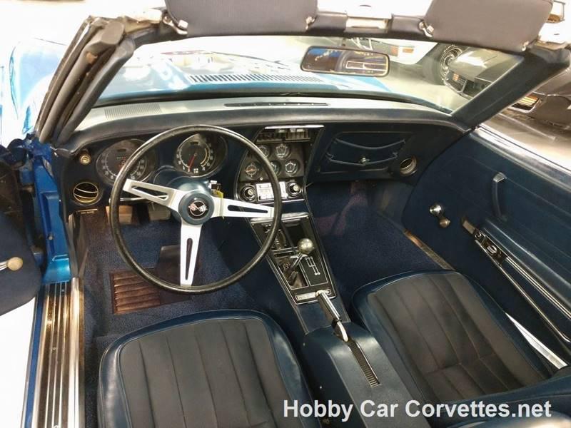 1973 Chevrolet Corvette 9