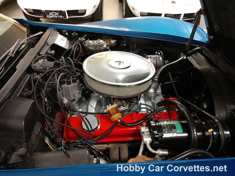1973 Chevrolet Corvette 16