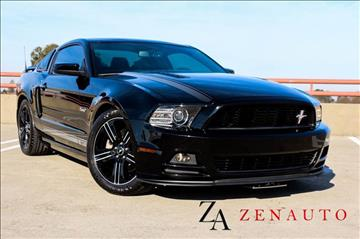 2014 Ford Mustang for sale at Zen Auto Sales in Sacramento CA