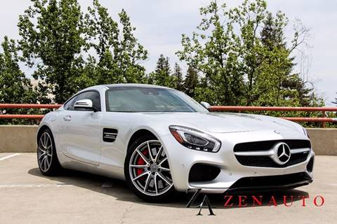 2016 Mercedes-Benz AMG GT for sale at Zen Auto Sales in Sacramento CA