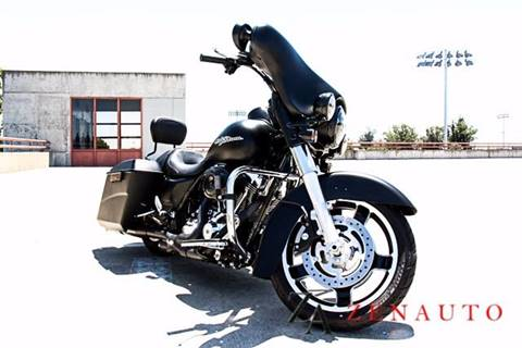 2013 Harley-Davidson Street Glide Bagger Custom for sale at Zen Auto Sales in Sacramento CA