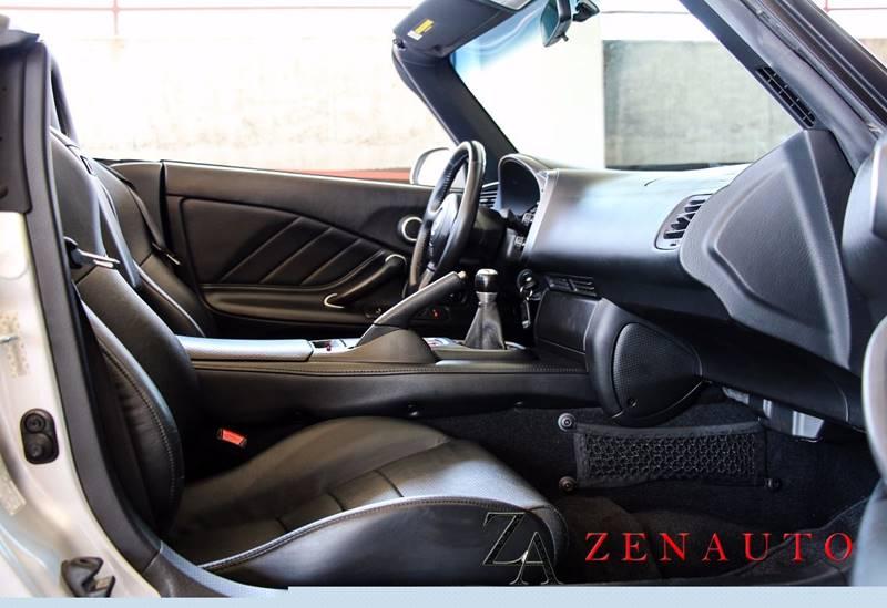 2002 Honda S2000 2dr Convertible - Sacramento CA
