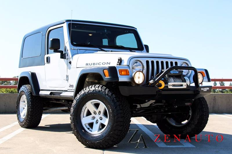 2006 jeep wrangler unlimited rubicon 2dr suv 4wd in. Black Bedroom Furniture Sets. Home Design Ideas