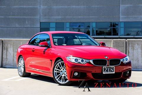 2014 BMW 4 Series for sale in Sacramento, CA