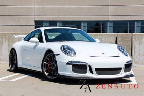 2015 Porsche 911 for sale at Zen Auto Sales in Sacramento CA