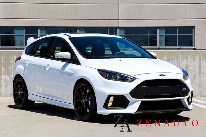 2016 ford focus awd rs 4dr hatchback in sacramento ca zen auto sales. Black Bedroom Furniture Sets. Home Design Ideas