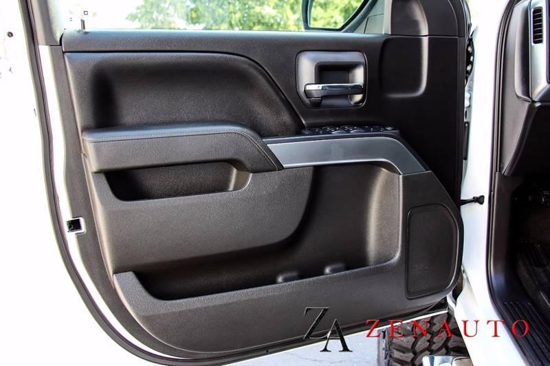 2015 Chevrolet Silverado 1500 4x4 LT 4dr Crew Cab 5.8 ft. SB - Sacramento CA