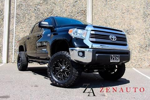 2014 Toyota Tundra for sale at Zen Auto Sales in Sacramento CA
