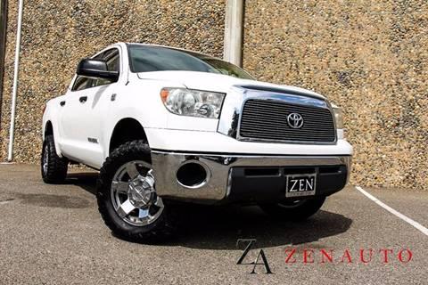 2007 Toyota Tundra for sale at Zen Auto Sales in Sacramento CA