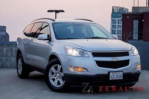 2012 Chevrolet Traverse for sale at Zen Auto Sales in Sacramento CA