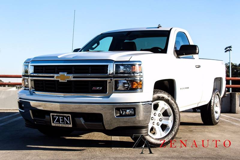 2014 chevrolet silverado 1500 4x4 lt 2dr regular cab 6 5 ft sb w z71 in sacramento ca zen. Black Bedroom Furniture Sets. Home Design Ideas