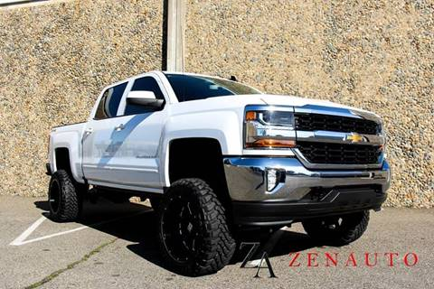 2016 Chevrolet Silverado 1500 for sale at Zen Auto Sales in Sacramento CA
