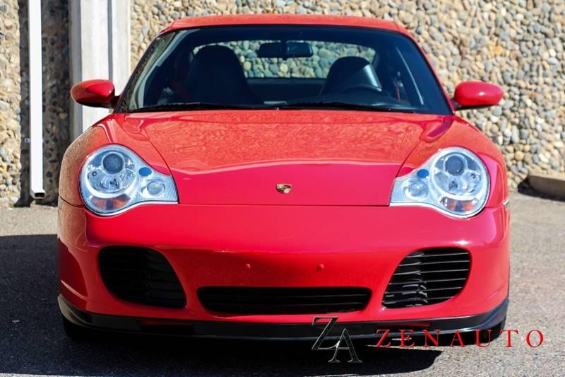 2004 Porsche 911 Awd Carrera 4s 2dr Coupe In Sacramento Ca Zen
